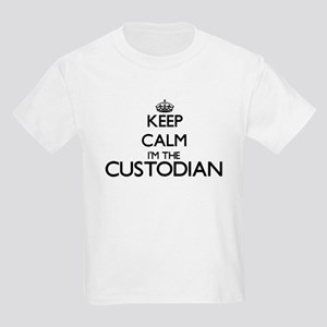 Keep calm I'm the Custodian T-Shirt