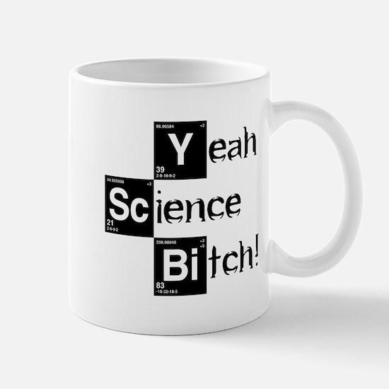 Yeah, Science! Meme Mug