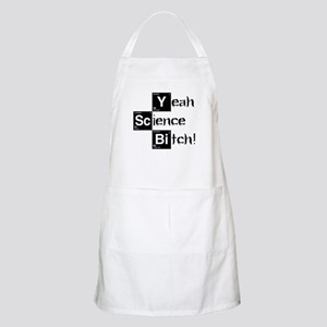 Yeah, Science! Meme Apron