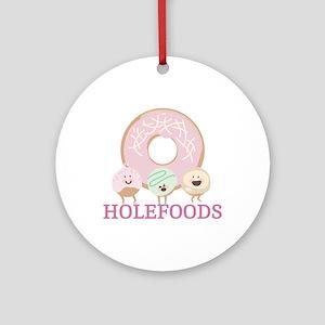 Holefoods Ornament (Round)