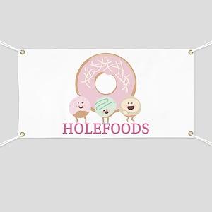 Holefoods Banner