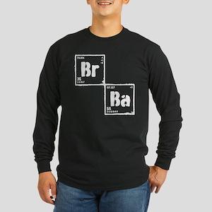 Breaking Bad Elements Long Sleeve Dark T-Shirt