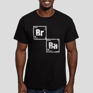 Breaking Bad Elements Men's Fitted T-Shirt (dark)