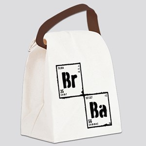 Breaking Bad Elements Canvas Lunch Bag