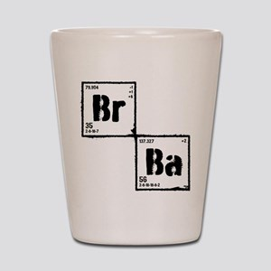 Breaking Bad Elements Shot Glass