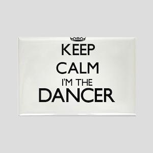 Keep calm I'm the Dancer Magnets