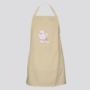 Power To Poodle Apron