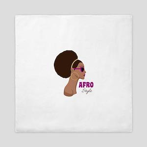 afro Style Queen Duvet