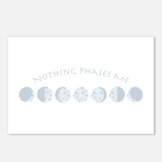 Nothing Phases Me Postcards (Package of 8)