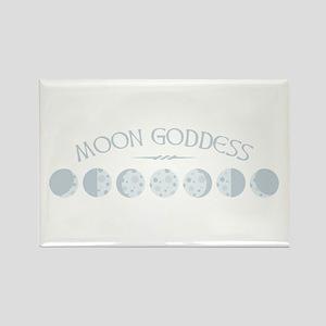 Moon Goddess Magnets