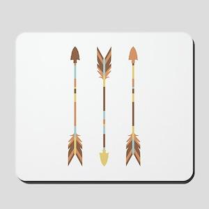 Indian Arrows Mousepad