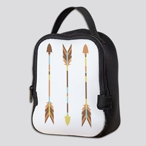 Indian Arrows Neoprene Lunch Bag