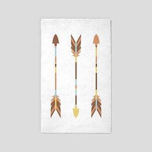 Indian Arrows 3'x5' Area Rug