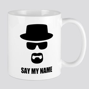 Custom Text Heisenberg Logo Mug
