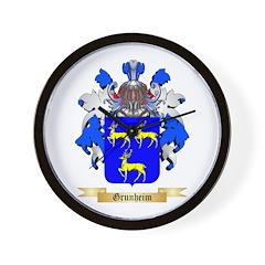 Grunheim Wall Clock