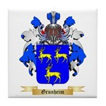 Grunheim Tile Coaster