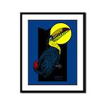 Bird Framed Panel Print