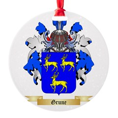 Grune Ornament