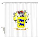 Grundel Shower Curtain