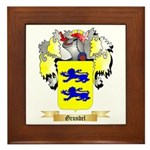 Grundel Framed Tile