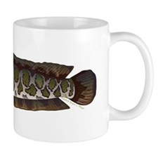 Northern Snakehead fish Mugs