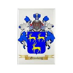 Grunberg Rectangle Magnet (10 pack)
