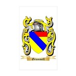 Grummell Sticker (Rectangle 10 pk)