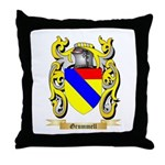 Grummell Throw Pillow