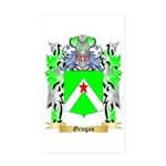 Grugan Sticker (Rectangle 50 pk)