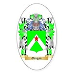 Grugan Sticker (Oval 50 pk)