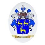 Gruenwurzel Ornament (Oval)