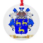 Gruenwald Round Ornament