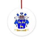 Gruenstein Ornament (Round)