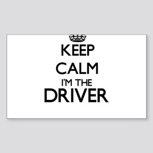 Keep calm I'm the Driver Sticker