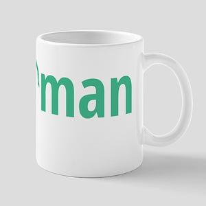 Mer-man Mug
