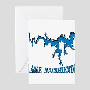 NACI_823_BLUE2 Greeting Cards