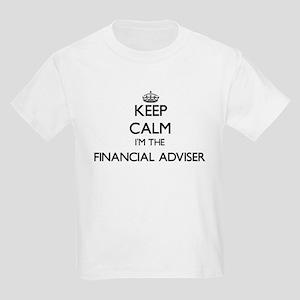 Keep calm I'm the Financial Adviser T-Shirt