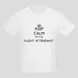 Keep calm I'm the Flight Attendant T-Shirt