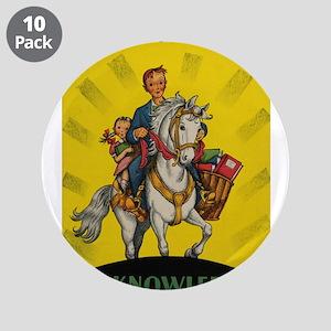 """1934 Children's Book Week 3.5"""" Button (10 Pac"""
