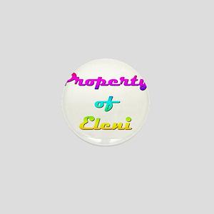 Property Of Eleni Female Mini Button