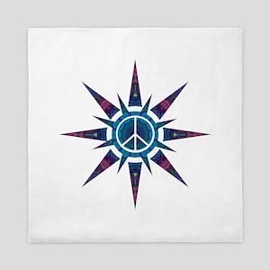 Solar Peace - Daydream Queen Duvet