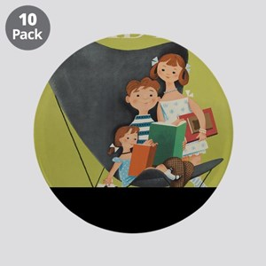 1953 Children's Book Week Button (10 Pack)