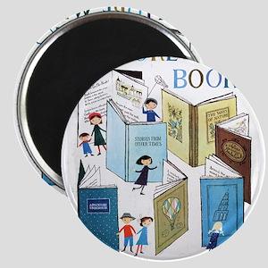 1957 Children's Book Week Magnet