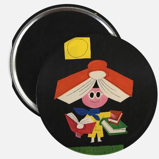 1958 Children's Book Week Magnet