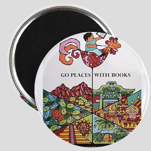 1968 Children's Book Week Magnet