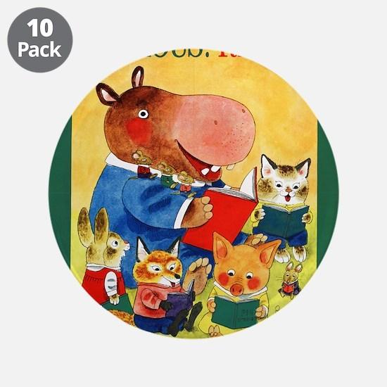 1975 Children's Book Week Button (10 Pack)