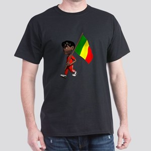 3D Mali Dark T-Shirt