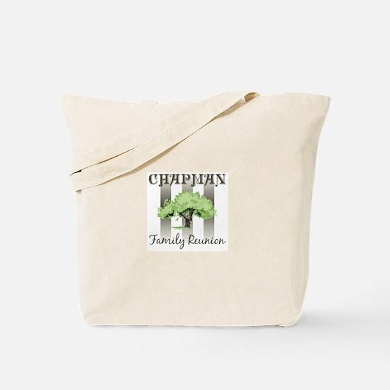 CHAPMAN family reunion (tree) Tote Bag