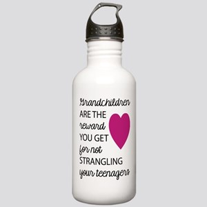 Grandchildren Are The Reward 2 Water Bottle