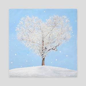 Tree of Love Queen Duvet